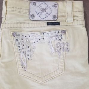 Miss me shorts. Size 31